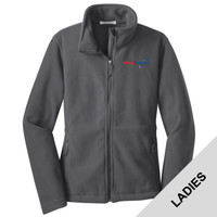 L217 - E252-S2.0-2019 - EMB - Ladies Fleece Jacket