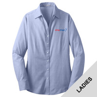 L640 - E252-S2.0-2019 - EMB - Ladies Easy Care Shirt