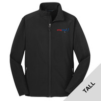 TLJ317 - E252-S2.0-2019 - EMB - Tall Soft Shell Jacket