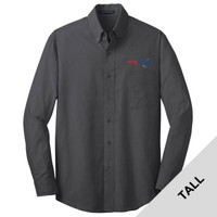 TLS640 - E252-S2.0-2019 - EMB - Tall Easy Care Shirt